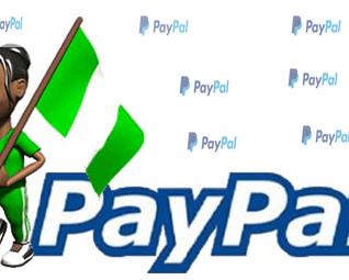 Logo - PayPal Nigeria Account Sign Up