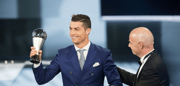 The Best FIFA Football Awards