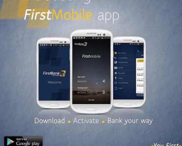First Bank Mobile Banking App