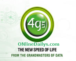 Logo - GLO 4G LIT Subscription Code