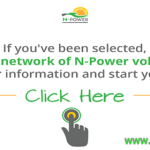 NPower Nigeria Login Portal – Check here to know if you where selected