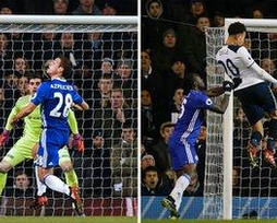 Tottenham Ends Chelsea Winning Streak