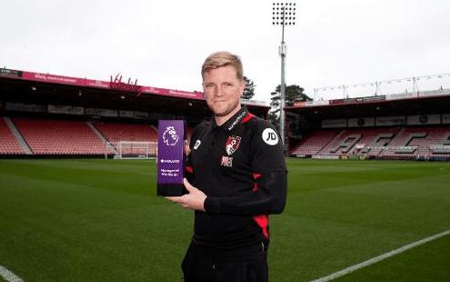 Premier League March Award Winners