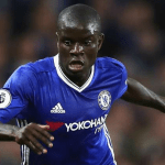 Kante Wins Football Writers Association Best Player Of The Year Award