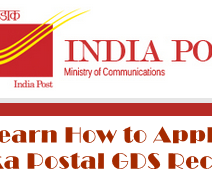 Karnataka Postal GDS Recruitment