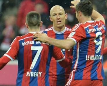 Bayern Munich Players Weekly Salary 2017/18