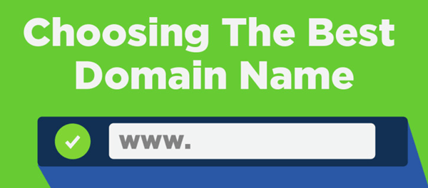 Top 5 Tips For Choosing a domain name
