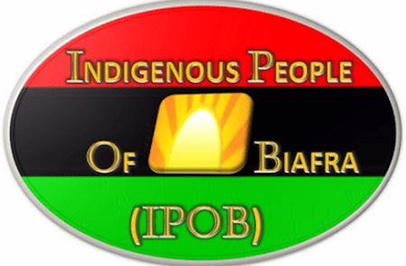 Breaking News: IPOB Is A Terrorist Group, Nigeria Defence Headquarters