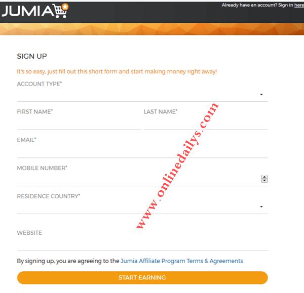Jumia Affiliate Marketing Up Sell Nation Affiliate – Entsfilms