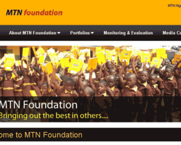 How To Apply For MTN Foundation Scholarship 2017