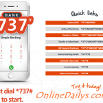 GTB USSD Codes For All Transfer: GTbank *737# Codes