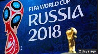 FIFA World Cup Play-off Draw Fixtures