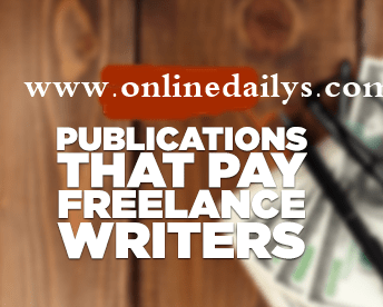 Best Places To Submit Short Stories And Get Paid Fast