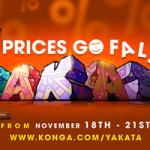 Konga Black Friday 2017 Deal And Dates – Konga Yakata Sales