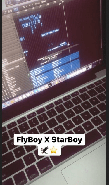 New Kiss Daniel Song ft Wizkid As Record Label Owner FLYBOY & STARBOY