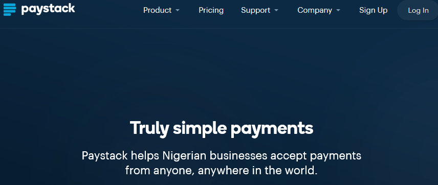paystack nigeria payment gateay