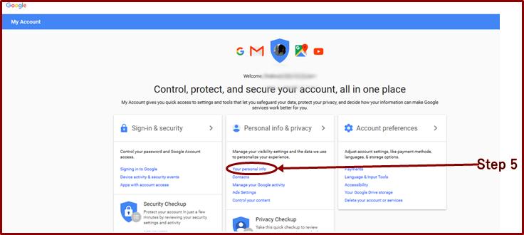 Gmail Edit Account 3