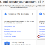How to Edit or Permanently Delete Google Account – Delete Your Gmail Account