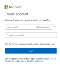 How To Create Outlook Email Account Easily – Outlook Account Sign Up 1