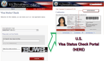 U.S. Visa Status Check Portal – Learn How to Check Visa Application Status Online