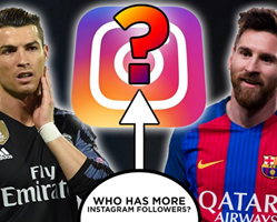 Top 20 Most Followed Footballers On Instagram And Their Instagram Usernames