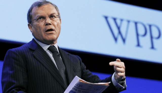 Sir Martin Sorrell picture