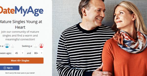 DateMyAge.com Account Registration