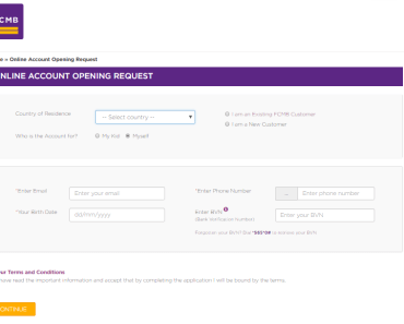 FCMB Savings Account Million Naira Promo