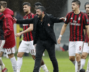 AC Milan Serie A league Fixtures 2018/2019