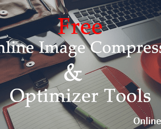 Banner: Free Online Image Optimizer Tool