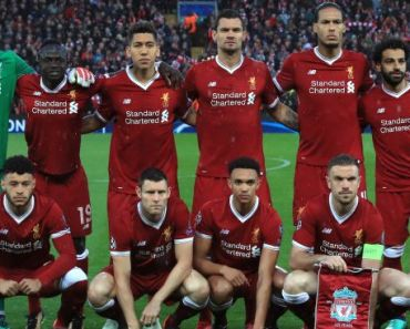 Liverpool EPL League Fixtures 2018/2019 - Liverpool Squad Numbers