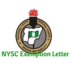 How To Obtain NYSC Exemption Letter
