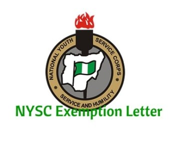 Obtain NYSC Exemption Letter