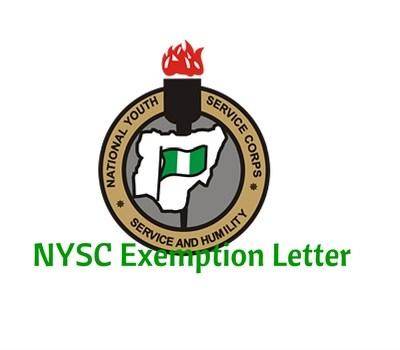 Obtain NYSC Exemption Letter
