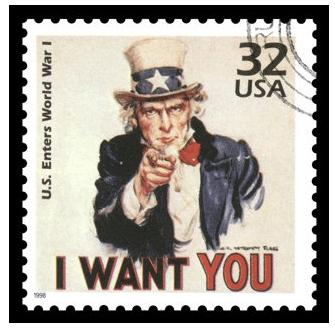 USA Uncle Sam