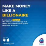 I-Invest App Free Download – Invest In Treasury Bills With I-Invest