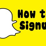 How To Sign Up SnapChat On iPhone – Download Snapchat App On iphone