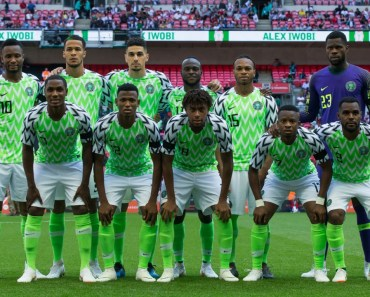 Nigeria AFCON Qualifiers Full Squad