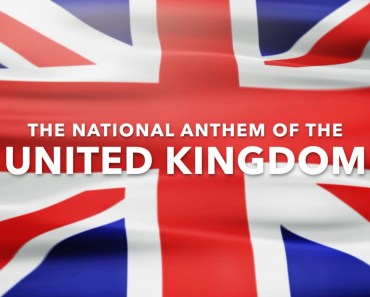 British National Anthem Lyrics And Videos - God Save The Queen Video