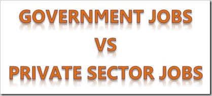 Why Majority Prefers Government Jobs To Company or NGO Jobs Application