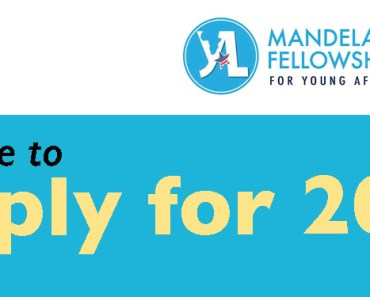Apply for the 2019 Mandela Washington Fellowship