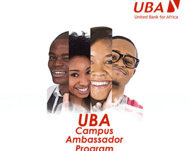 UBA Campus Ambassador Application Portal and Requirements
