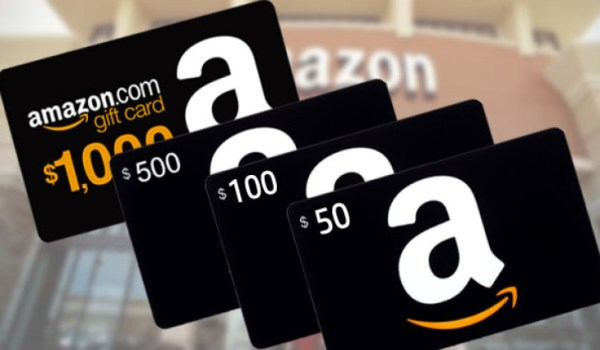 How To Redeem Amazon Gift Card In Nigeria