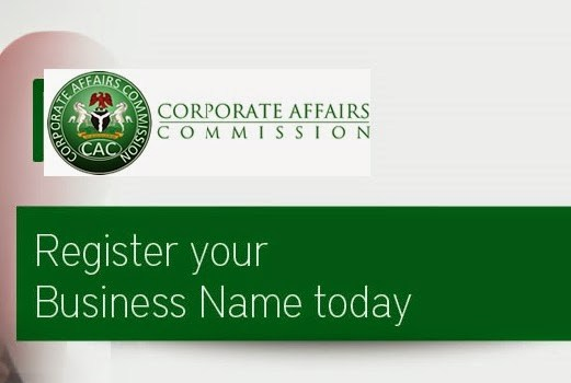 Register Business Name With CAC