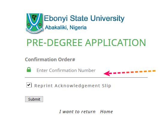 EBSU PD registration site