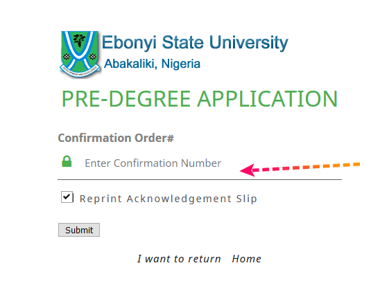 EBSU PD registration site