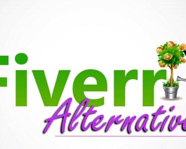Top 5 Fiverr Alternatives