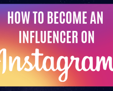 Instagram Influencer