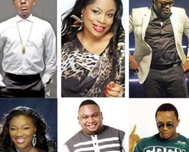 Popular Nigerian Gospel Artistes