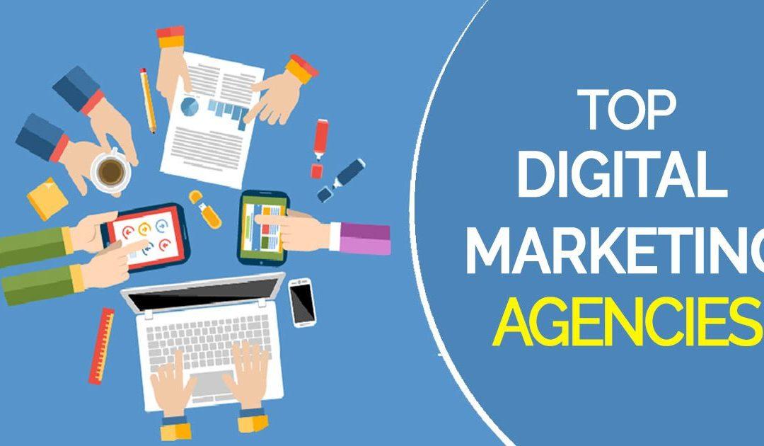 Top 5 Digital Marketing Companies in the World